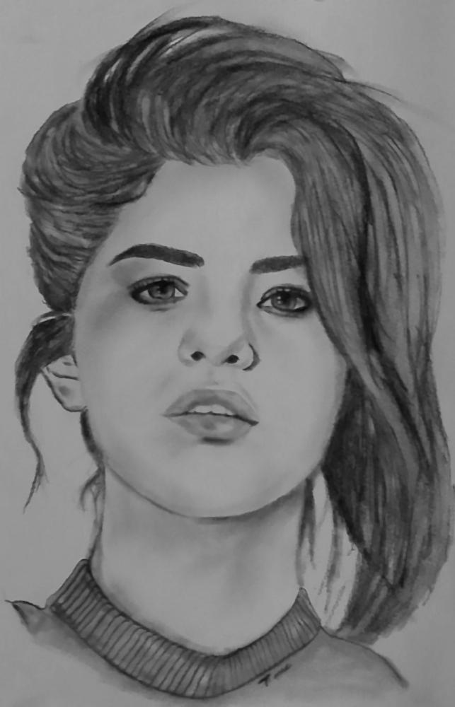 Selena Gomez por tmac1965